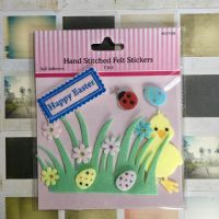 Craftime Felt Stickers Easter